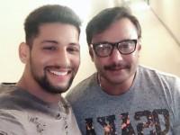 Actor Danish Akhtar Saifi Has Wish To Darshan