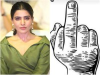Samantha Akkineni Shows The Middle Finger To Trollers