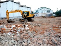 Premiere Studio In Mysuru Has Been Demolished
