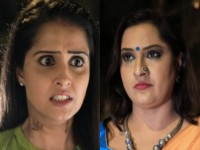 Radha Ramana Serial Sitara Devi Catch Hold Of Rani