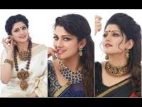 Radhika Kumaraswamy Has Appeared In The Advertisement Of Jewelry