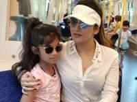 Radhika Kumaraswamys Daughter Shamika Wants To Become Actress