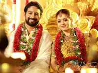 Actress Bhavana Husband Naveen Playing Important Role In Popcorn Monkey Tiger Movie