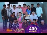 Udaya Tvs Jo Jo Lali Serial Completes 400 Episodes