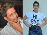 Actress Samyuktha Hegde Reaction About Sruthi Hariharans Allegation Against Arjun Sarja
