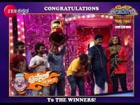 Comedy Kiladigalu Championship Winners