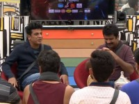 Shiva Rajkumar And Prem As Special Guest In Bigg Boss Kannada