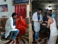 Kannada Actor Darshan Visit To Murgamata