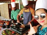 Rocking Star Yash Cooking For Radhika Pandit