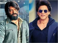 Rocking Star Yash Will Compete With Shahrukh Khan
