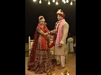 In Pics Prince Narula And Yuvika Chaudhary Wedding