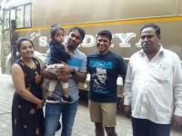 Puneeth Rajkumar Met His Crazy Baby Fan