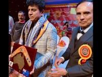 Shiva Rajkumar Received Moomba Star Award