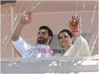 Deepika Padukone Ranveer Singh Reception Party Held Today In Bengaluru