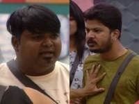 Bigg Boss Kannada 6 Andrew Provokes Dhanraj