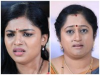 Magalu Janaki Janaki Annoyed With Mother Rashmi Bhargi