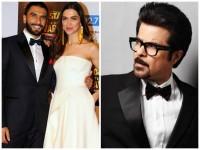Anil Kapoor Is Deeply Hurt With Deepika Padukone And Ranveer Singh