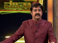 Actor Director Mohan And Family Have Taken Part In Tutta Mutta Game Show