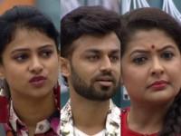 Bigg Boss Kannada 6 Day 33 Naveen Sajju Complaints About Groupism By Jayashree Kavitha And Shashi