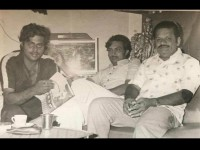 Sudeep Shred Ambareesh S 35 Years Old Picture