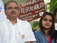 T N Seetharam And Malavika Avinash Pays Condolence To Ananth Kumar By Tweets