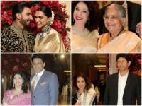 Celebrities Who Attended Deepika Padukone Ranveer Singhs Bengaluru Reception