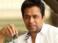 Actor Arjun Sarja Attend At Cubbon Park Police Station