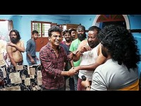 Shiva Rajkumar Visit To Rajannana Maga Shooting Set