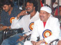 Sudeep Supports Vishnuvardhan Memorial