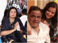 Sumalathas Emotional Talk About His Husband Ambareesh Death
