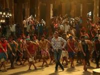 Darshan S Yajamana Movie Song Making Still Out