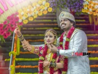 Rajahuli Movie Fame Actor Harsha Got Married With Aishwarya