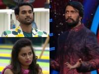 Bigg Boss Kannada 6 Day 41 Sudeep Annoyed With Rakesh And Akshata