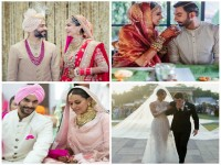 Bollywood Stars Who Got Married In