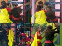 Bigg Boss Kannada 6 Day 66 Did Rapid Rashmi Hit Akshata With Broomstick