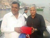 Actor Ambareesh Post Cremation Rituals Done In Ganga River