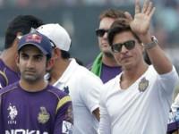 Shah Rukh Khan Tweets About Gautam Gambhir