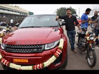 Dhananjay Bought A New Car
