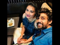 Dhruva Sarja And Prerana Shankar Engagement Special