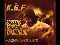 Theater Increased In Tamil Nadu For Kgf