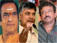 Ram Gopal Varma Released Controversial Song On Chandrababu Naidu