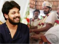 Producer Vikhyath Married Swathi