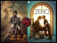 Shah Rukh Khan Zero Movie Is Struggling In Box Office