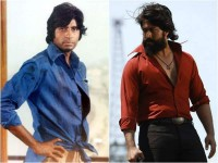 Yashs Angry Young Man Look Remind You Of Amitabh Bachchan In 80s