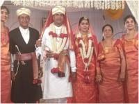 Bigg Boss Contestant Ayyappa Got Married With Anu Poovamma