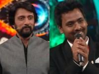 Bigg Boss Kannada 6 Sudeep Promises To Help Naveen Sajju