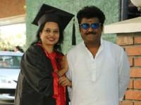 Parimala Jaggesh Get Doctorate