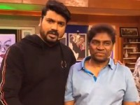 Comedy Actor Johnny Lever In Maja Talkies