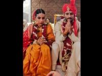 Prateik Babbar Got Married To Girlfriend Sanya Sagar