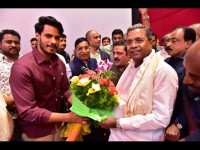 Politicians Praise Nikhil Kumar Starrer Seetharama Kalyana Movie